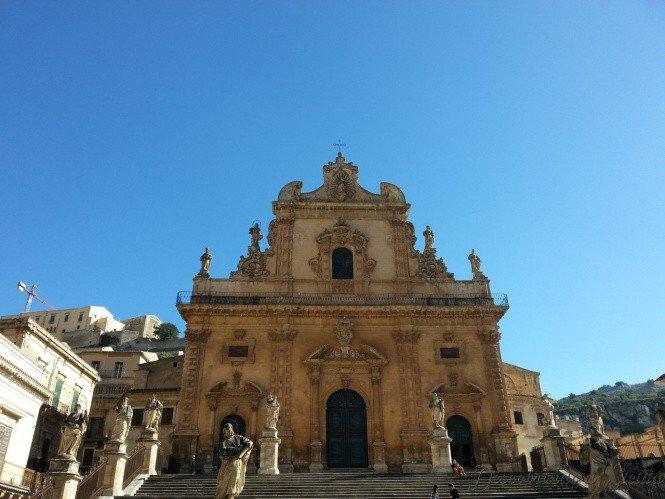 Catedral de San Pietro em Modica