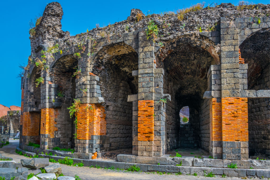 Teatro Romano de Catânia