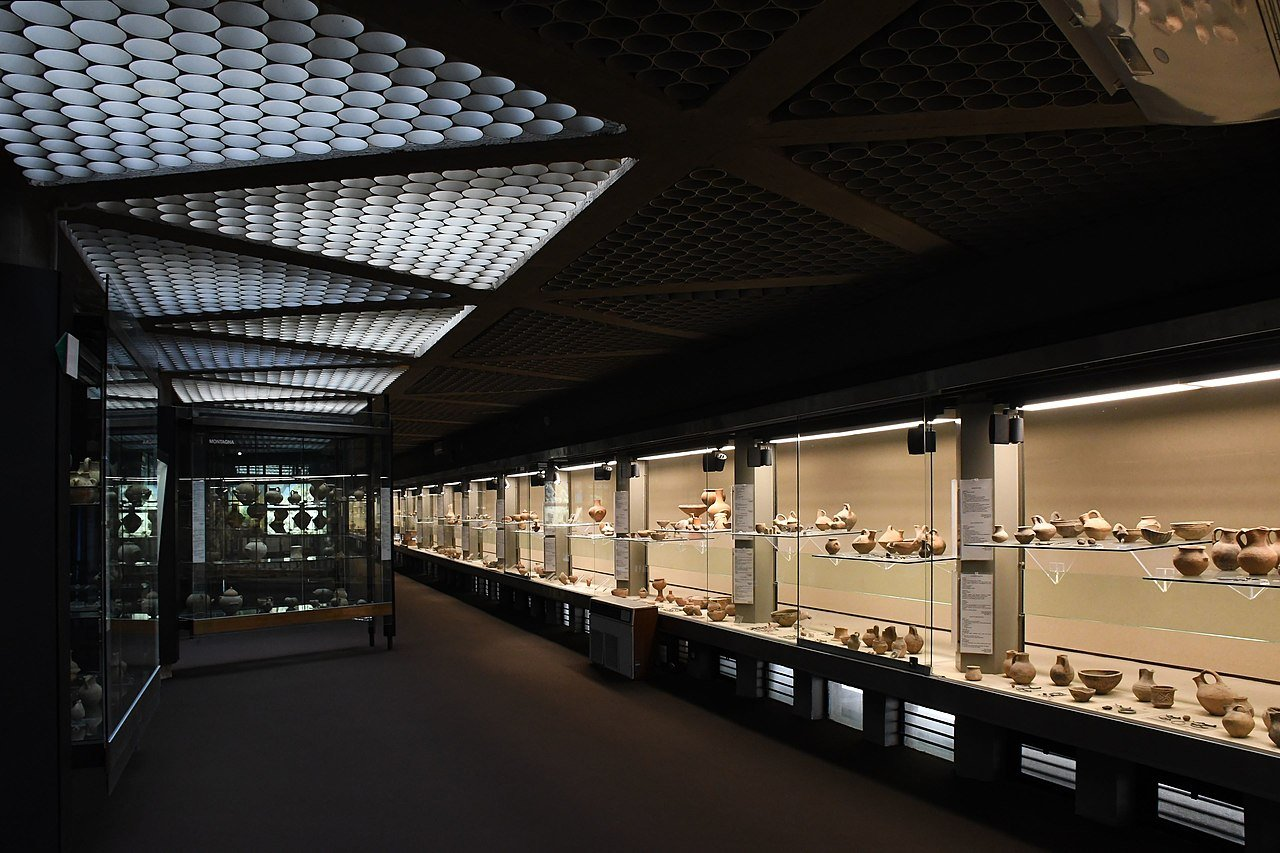 Museu arqueológico de Siracusa