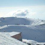 etna coberto de neve