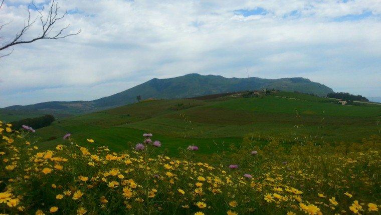 Sicília na primavera