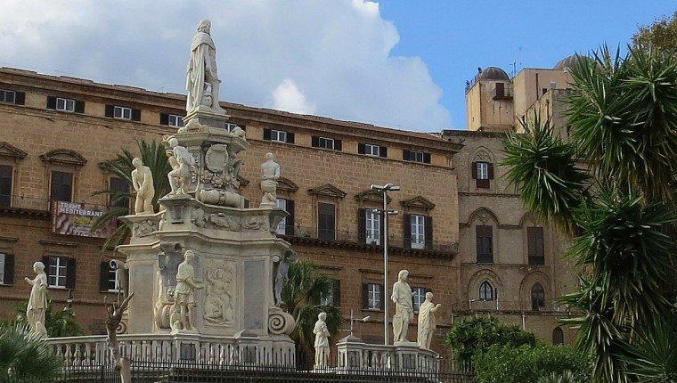 Palácio Real de Palermo