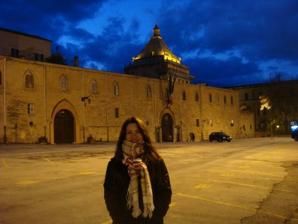 Palácio dos Normandos em Palermo