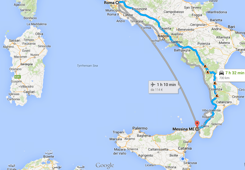 Aeroporto A Capri : Como ir de roma para a sicília