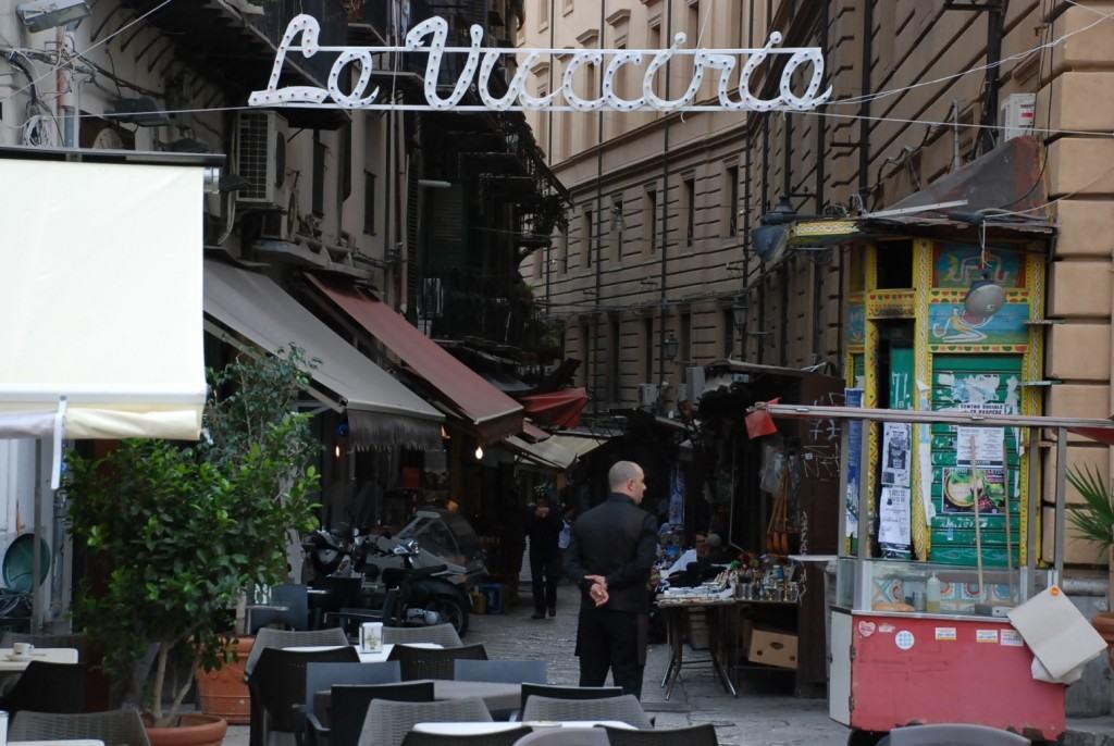 Mercado La Vucciria - Palermo