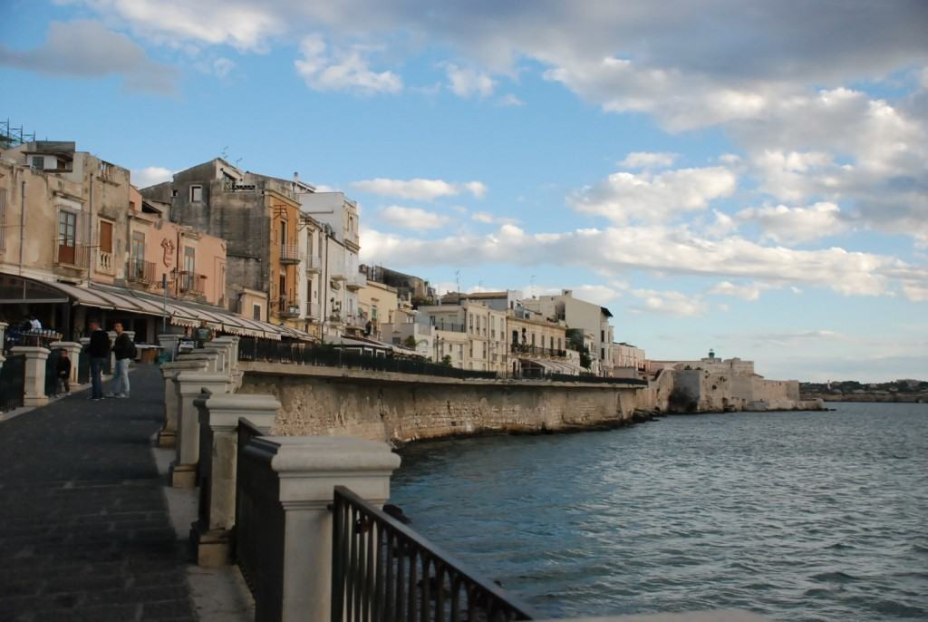 Siracusa, roteiro pela Sicília