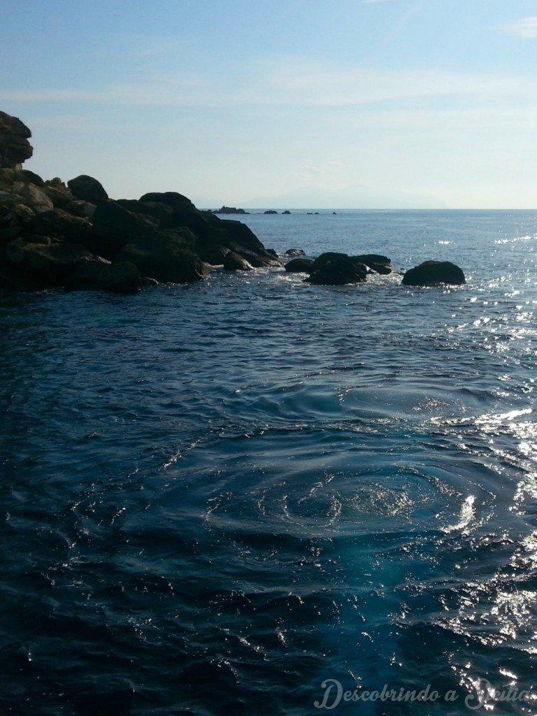 Panarea, Sicília