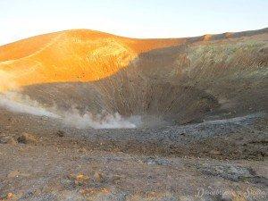 vulcano trekking