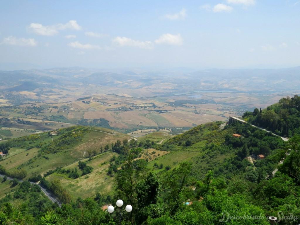 Enna, Sicília