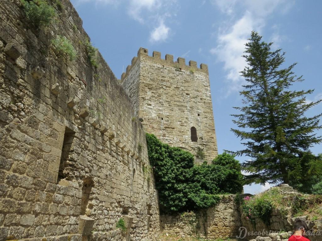 Castelo de Enna