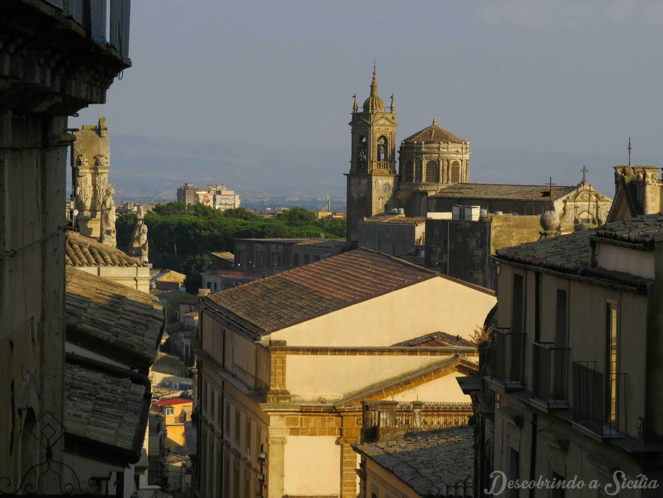 Caltagirone Sicília