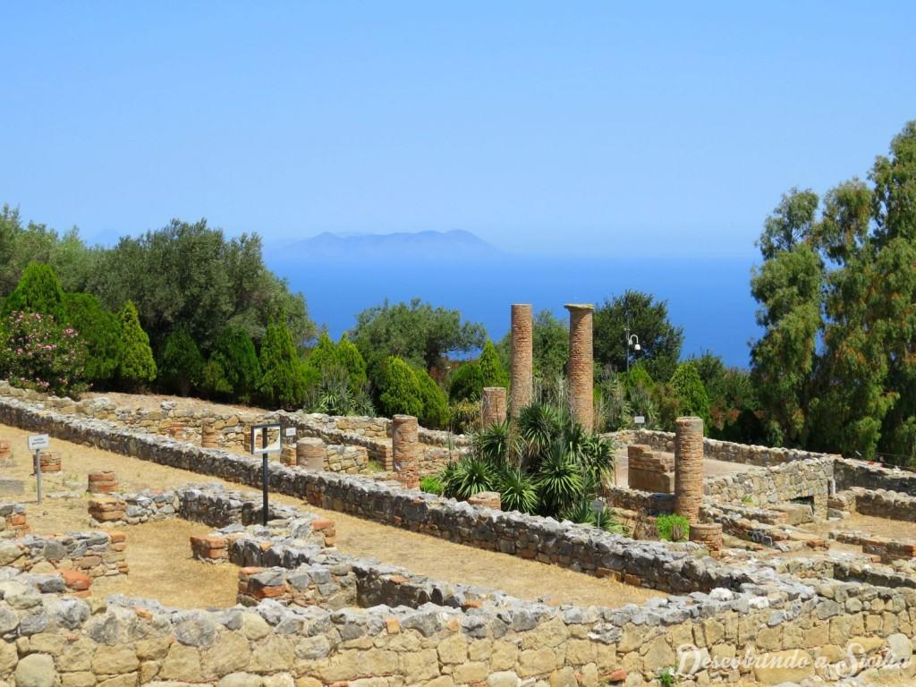 Área Arqueológica de Tindari, Sicília