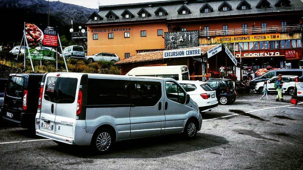 Transfer privativo para o Etna