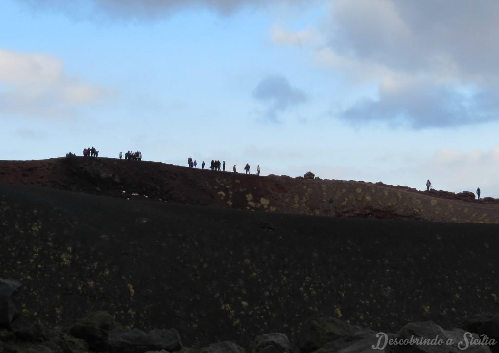 Excursão ao Etna