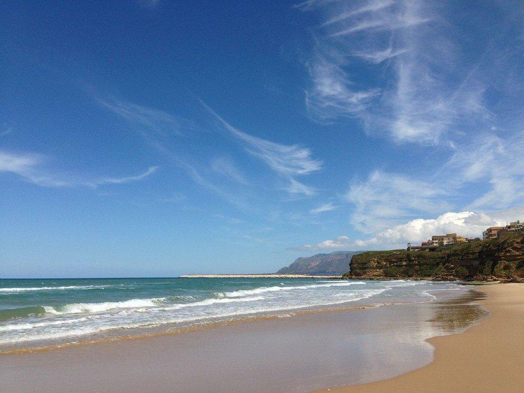 Praias da Sicília adequadas para crianças - Balestrate