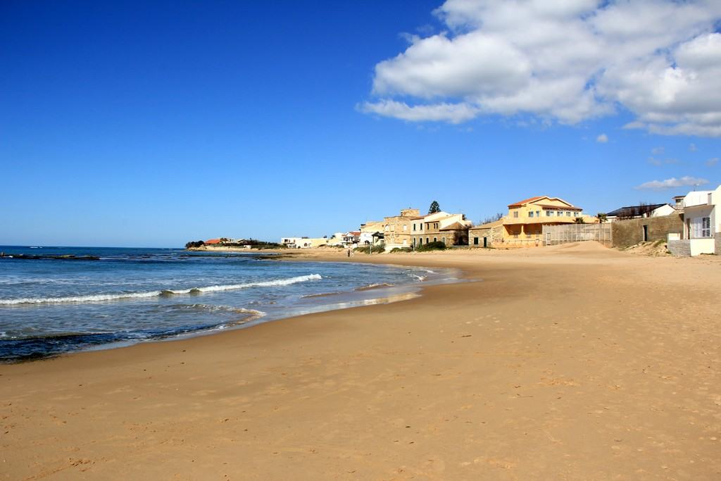 Praias da Sicília adequadas para crianças - Punta Secca