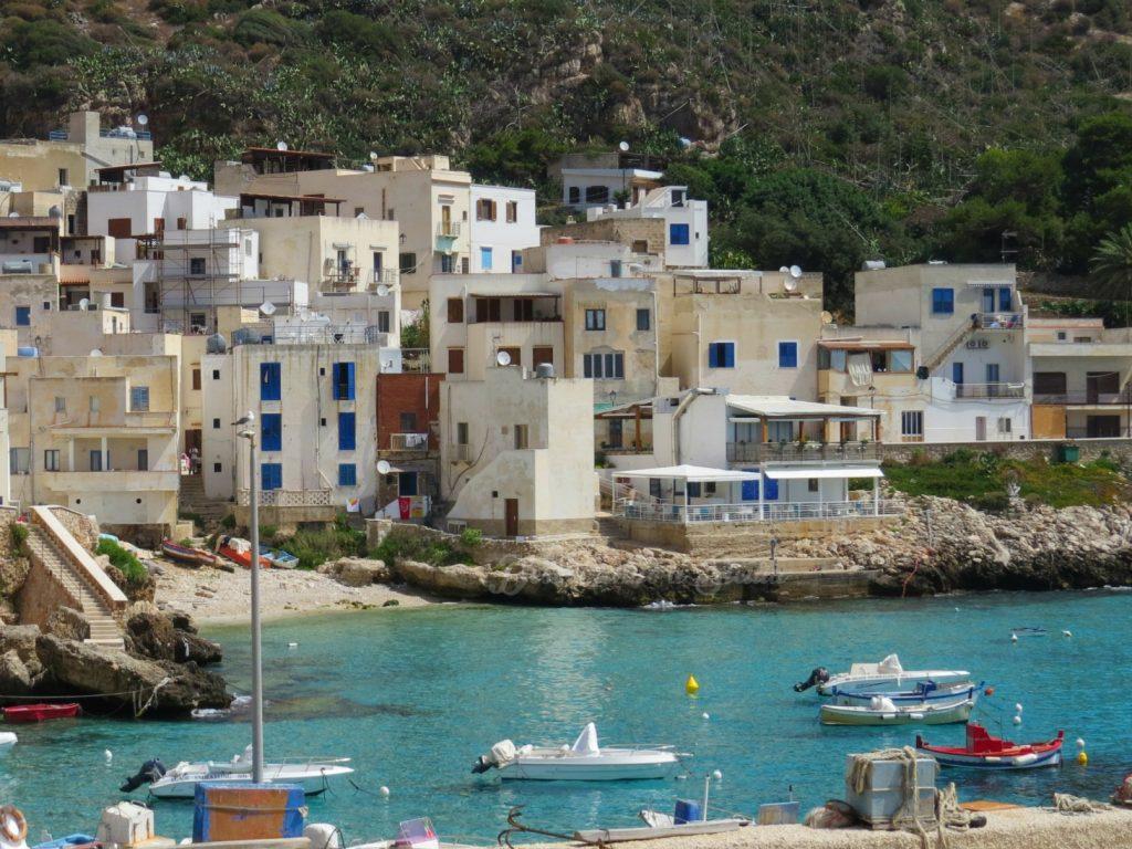 Ilha de Levanzo, Sicília