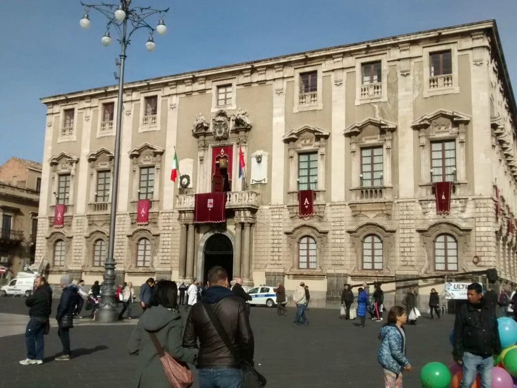 Roteiro com base em Catania