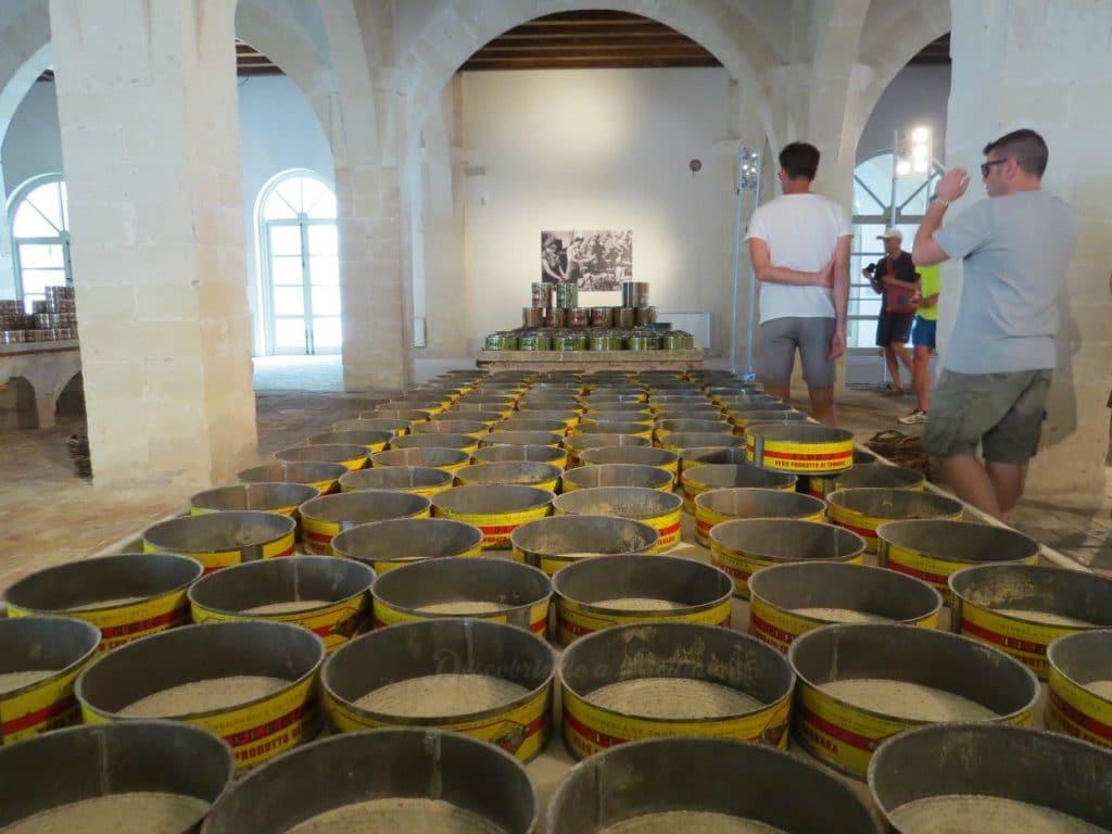 museu em favignana