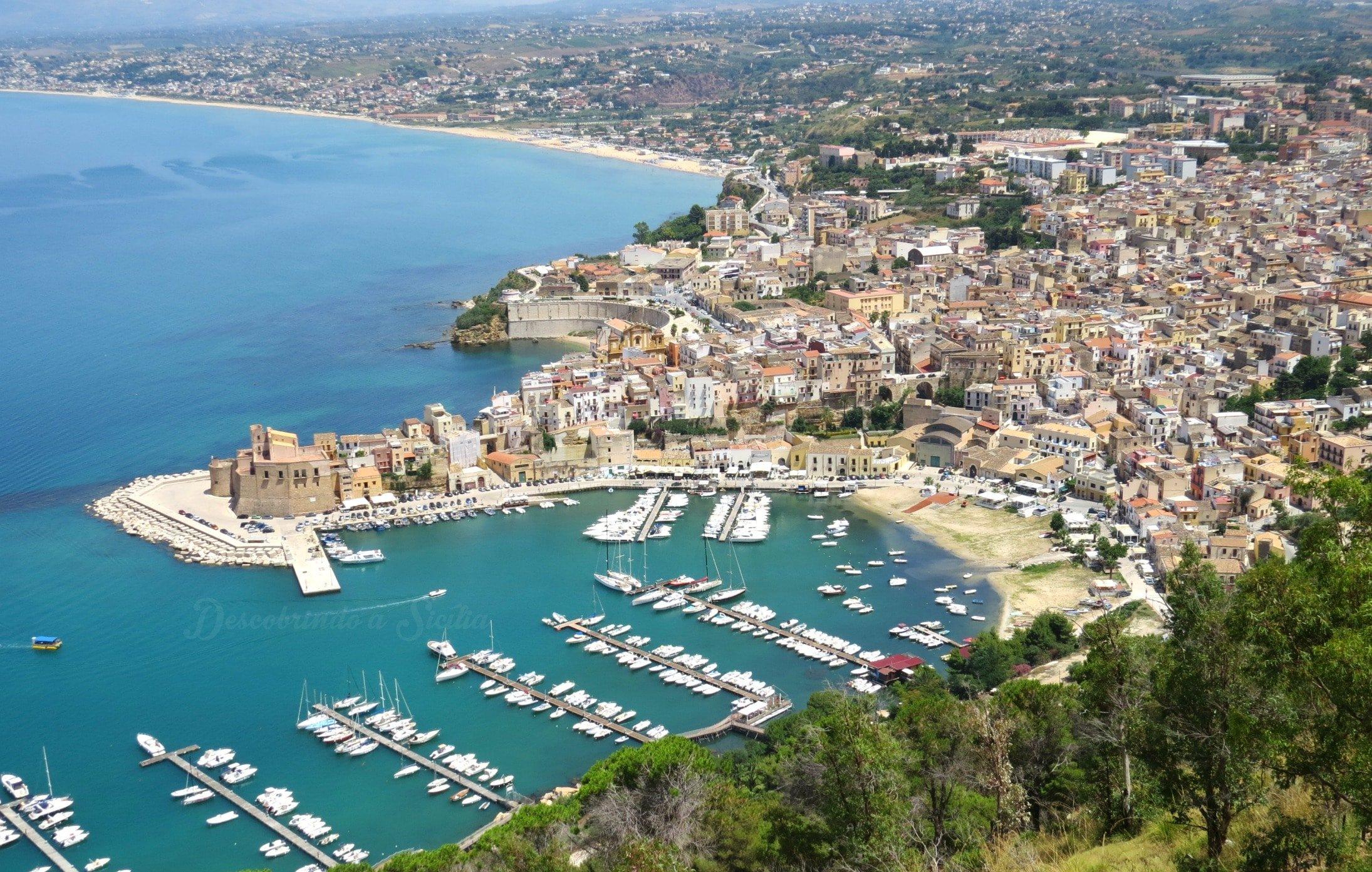 Castellammare del Golfo Sicília