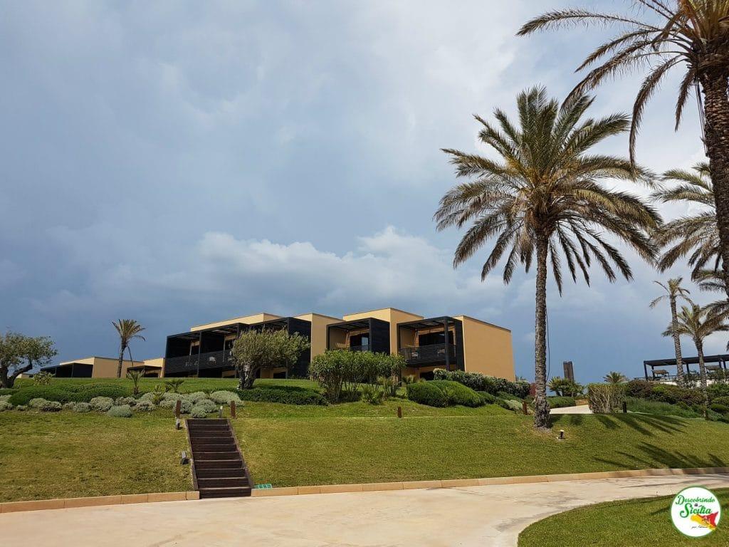 Resort de luxo na Sicília - Verdura Resort and Spa