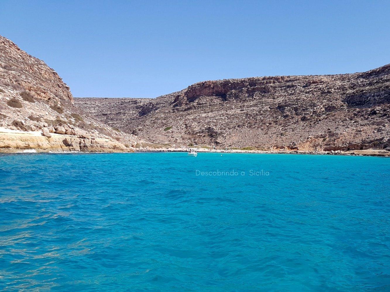 praias mais bonitas de Lampedusa