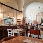 restaurante em Catania