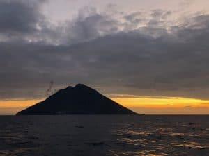 Vulcão Stromboli - Ilhas Eólias