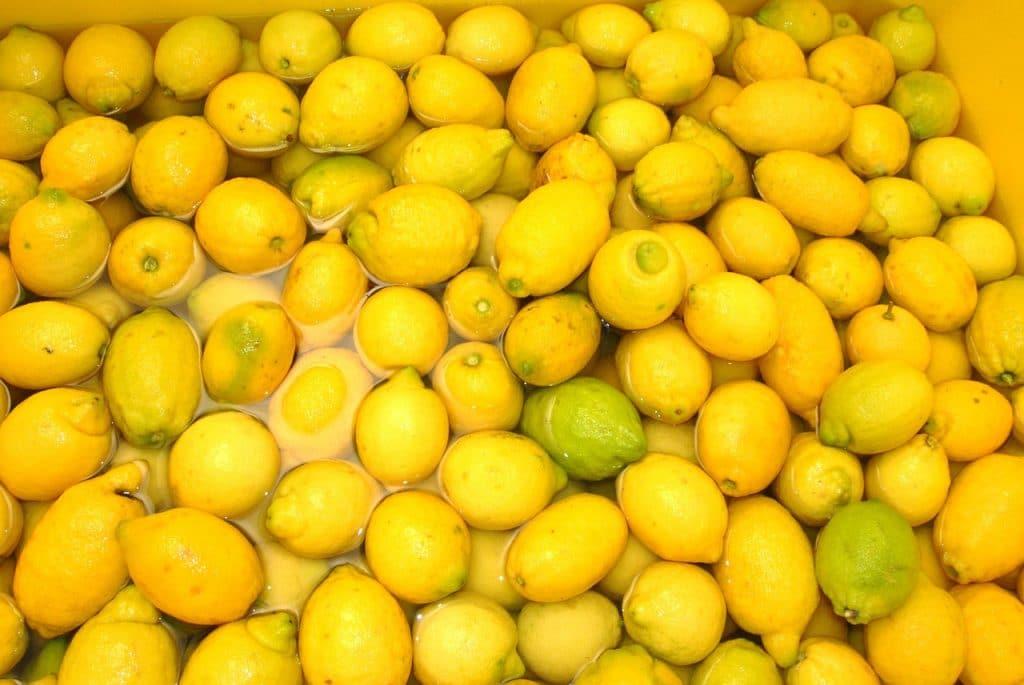 limoes sicilianas