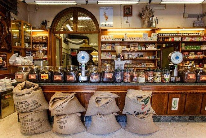 Café em Palermo