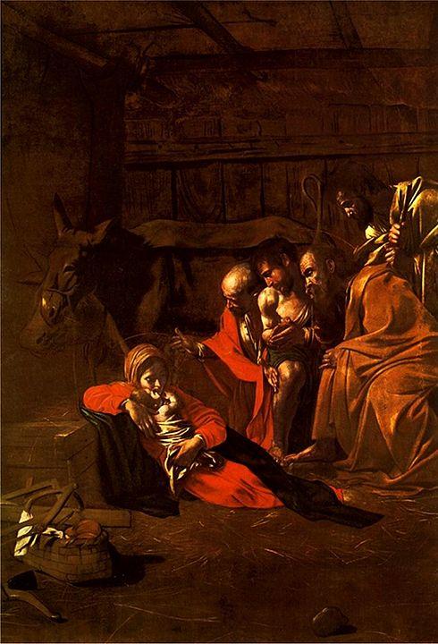 obras de caravaggio na sicília
