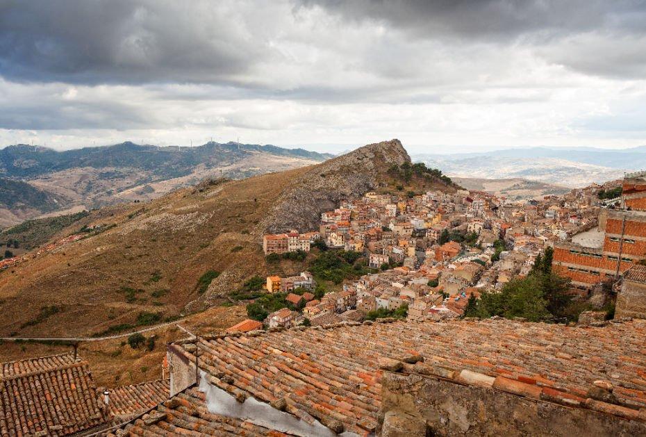 vila de Troina