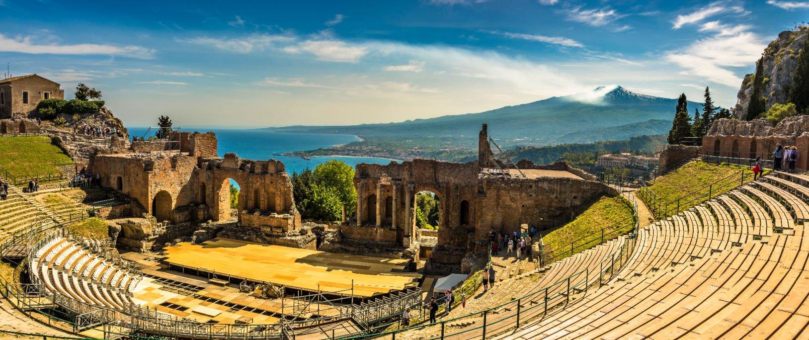 passeios na sicilia