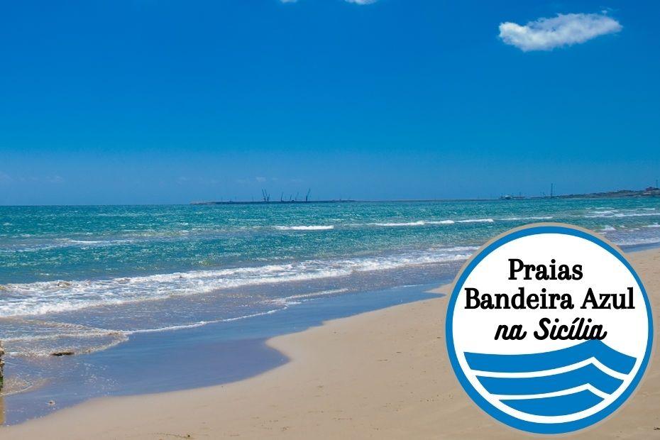 Praias Bandeira Azul na Sicília