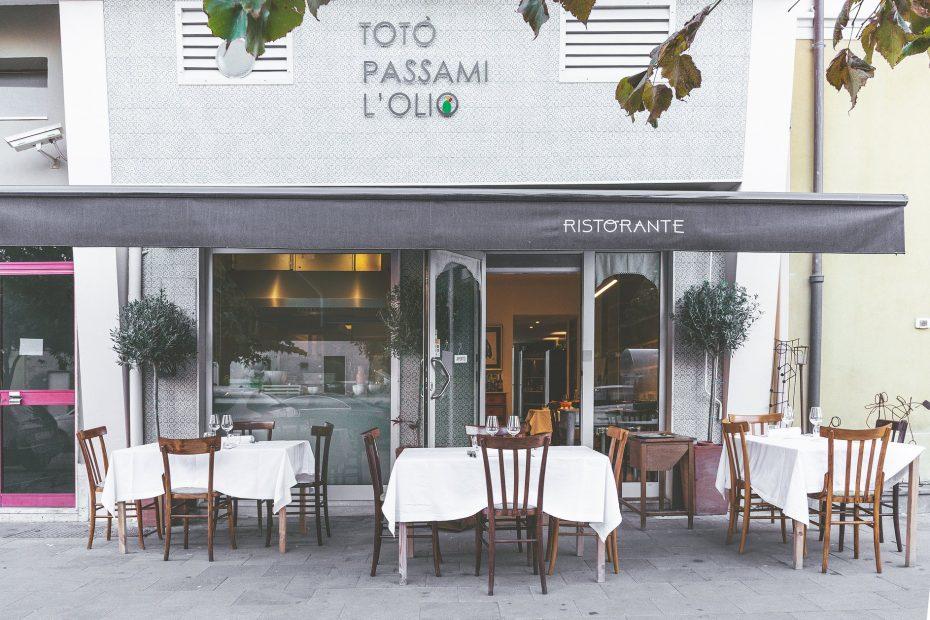 Restaurante em Milazzo