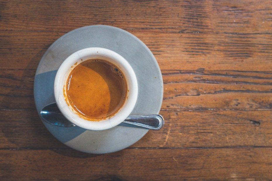 café na Itália